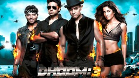All Star Casts In Dhoom 3 Poster