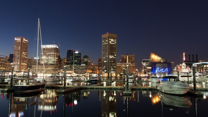 Baltimore Harbor And Its Attractions Are Waiting For You