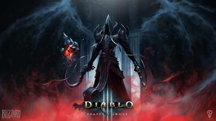 Cover Poster Of The Diablo 3 – Reaper of Souls