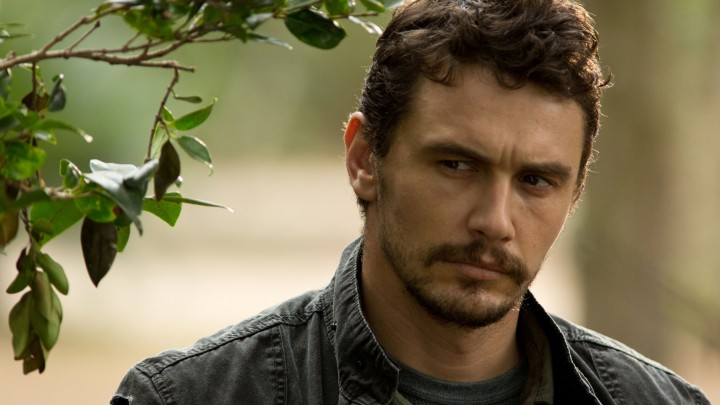 James Franco Face Closeup Angry Look