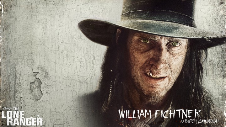 William Fichtner Face Closeup Black Hat On Head