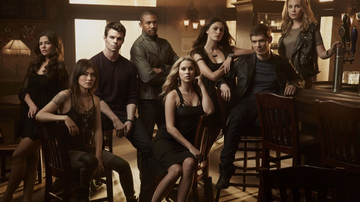 All Characters Are Together In TV Serial The Originals