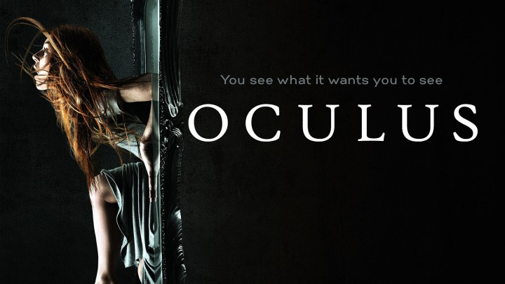 Cover Poster Of Horror Movie Oculus
