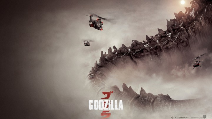 Cover Poster Of Movie Godzilla 2014