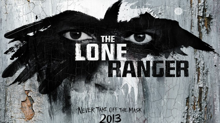 Cover Poster Of Movie The Lone Ranger