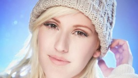 Cute And Beautiful Ellie Goulding Wearing Hat