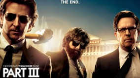 The Hangover Part 3 Cover Poster